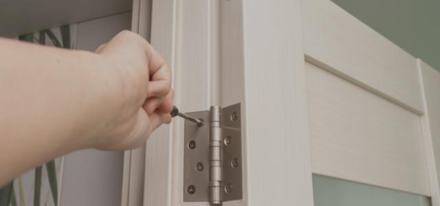 Usługa montażowa drzwi
